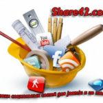 Share42.com — кнопки социальных сетей для Joomla и не только