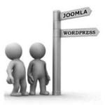 Битва бесплатных титанов: Joomla или WordPress. Кто победит?